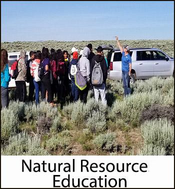 natural resource edu program link